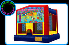 Circus fun 4 in 1  DISCOUNTED PRICE